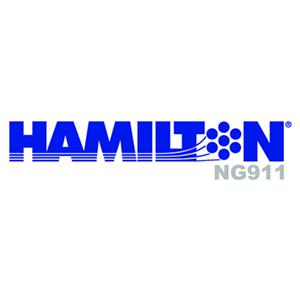 Hamilton NG911 logo