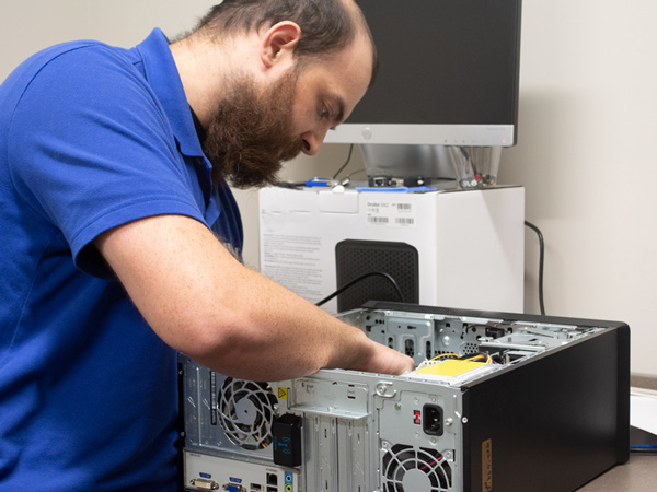 Hamilton computer repair technician.